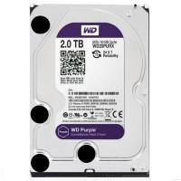 Жесткий диск SATA-3 2Tb WD Purple 5400rpm [WD20PURZ] Cache 64MB