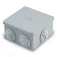 Монтажная коробка HEGEL 100х100х50мм
